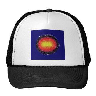 Solar power cell hat
