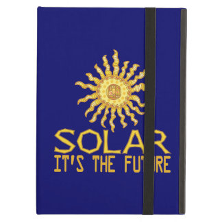 Solar Power, Energy Case For iPad Air