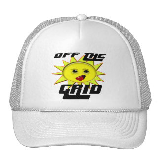 Solar Power Gifts and Promotional Products T-shirt Mesh Hat