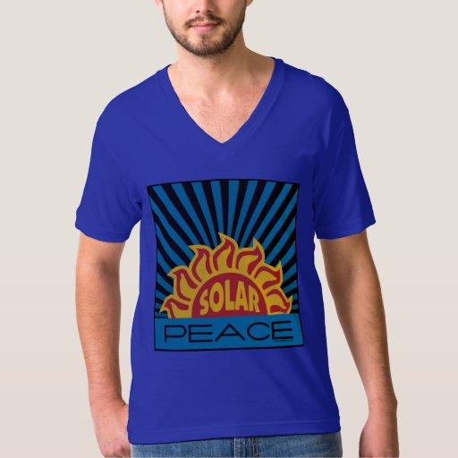 Solar Power Peace T-Shirt