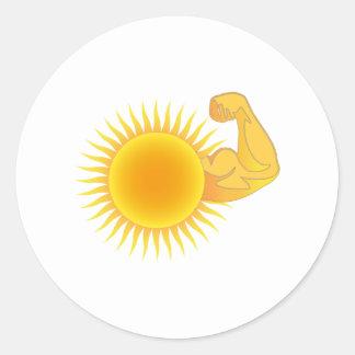 Solar Power Stickers