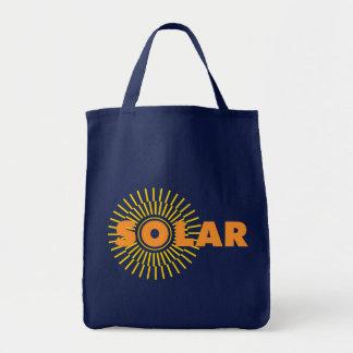 Solar Power Sun Bag