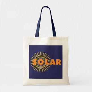 Solar Power Sun Bags