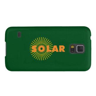 Solar Power Sun Galaxy S5 Case