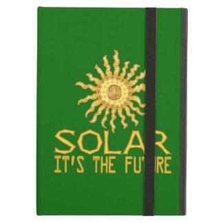 Solar Power Sun iPad Air Cover