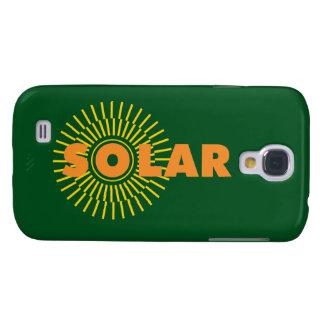 Solar Power Sun Samsung Galaxy S4 Cover
