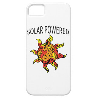 Solar Powered iPhone 5 Covers