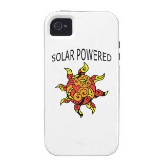Solar Powered iPhone 4 Case