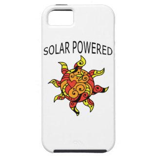 Solar Powered iPhone 5 Case
