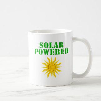Solar Powered Coffee Mug