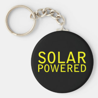 solar powered keychain