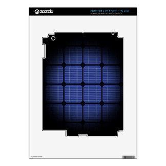 Solar Powered! Skin For iPad 3