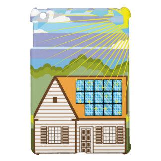 Solar Renewable Energy Eco Efficient iPad Mini Cover