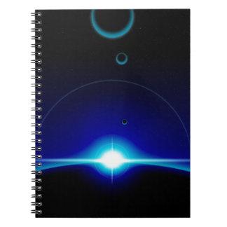 Solar Scene Notebook