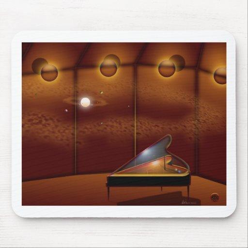 solar sonata mouse pad