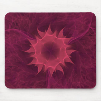 Solar Spray Mouse Pad