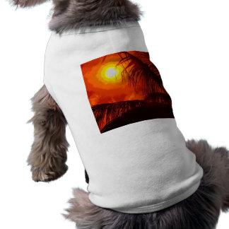 Solar Struggle Dog Tee Shirt