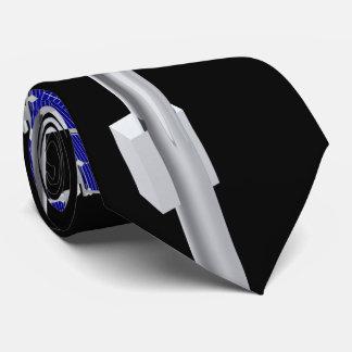 Solar Subject Neck Tie