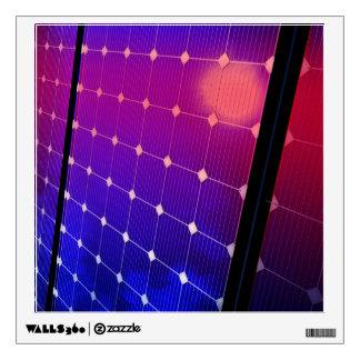 Solar Subject Wall Sticker