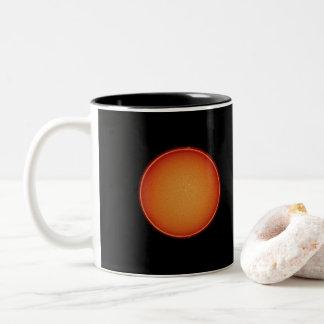 Solar (Sun #8) Two-Tone Coffee Mug