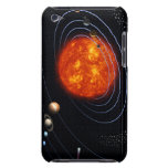Solar System 8 iPod Touch Case-Mate Case