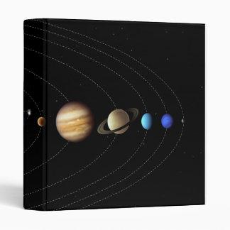 Solar System  Avery Binder