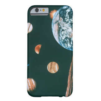 Solar system barely there iPhone 6 case