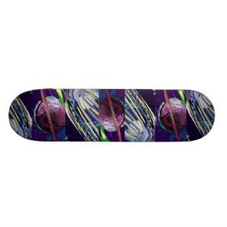 Solar System Bodies Skateboard