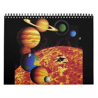 Solar System Calendar