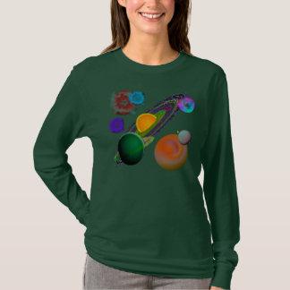 Solar System Design T-Shirt