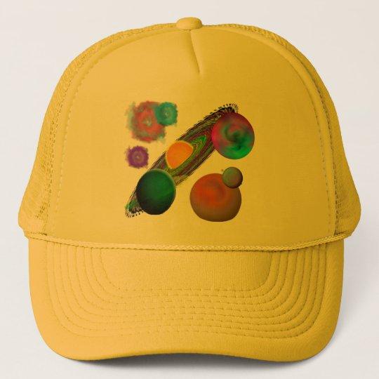 Solar System Design Trucker Hat
