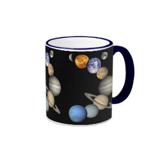 Solar System Gift Mug