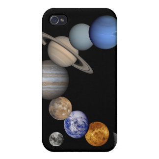 Solar System iPhone 4 Skin iPhone 4/4S Cover