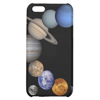 Solar System iPhone 4 Skin iPhone 5C Case
