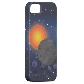 Solar system iPhone SE/5/5s case