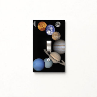 Solar System Light Switch Cover