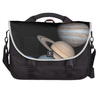 Solar System Montage Planetary Images Commuter Bags