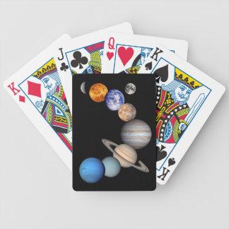 Solar System Montage Card Deck