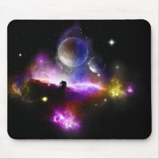 Solar System mouse mat