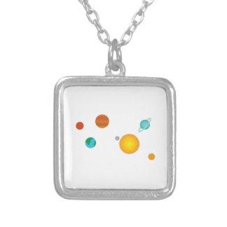 Solar System Custom Necklace