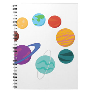 Solar System Notebooks