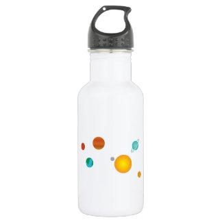 Solar System 18oz Water Bottle