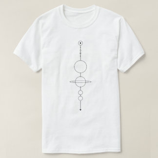 solar system scale T-Shirt