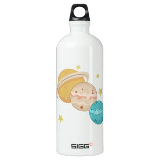 Solar System SIGG Traveler 1.0L Water Bottle