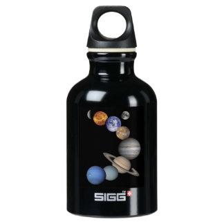 Solar System SIGG Traveler 0.3L Water Bottle