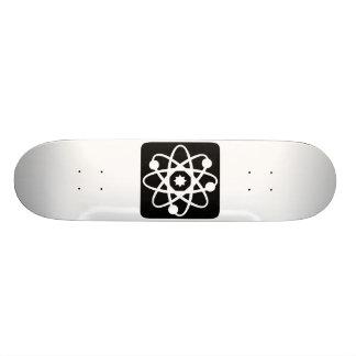 solar system skateboard