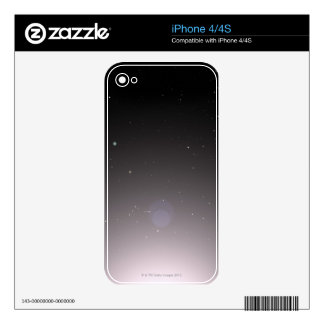 Solar System Skin For iPhone 4S