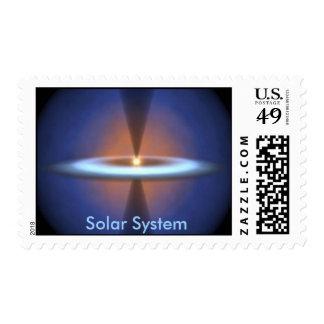 Solar System, Solar System Postage Stamps