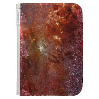 Solar System Sun Fire Volcano Galaxy Stars Nebula Kindle 3 Covers