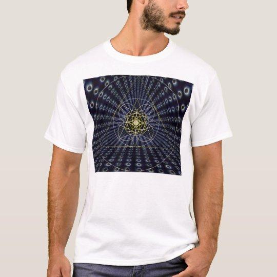 Solar System To Uranus Per Martineau T-Shirt